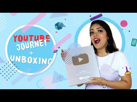 my-youtube-journey-+-silver-play-button-unboxing