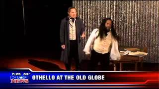 Blair Underwood talks Othello on KUSI TV