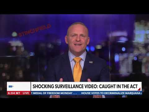 Stinchfield: The greatest political heist in election history may have just been caught on camera