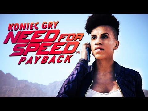 Need for Speed Payback PL DUBBING 27  GONITWA BANITÓW  KONIEC GRY  PC 4K