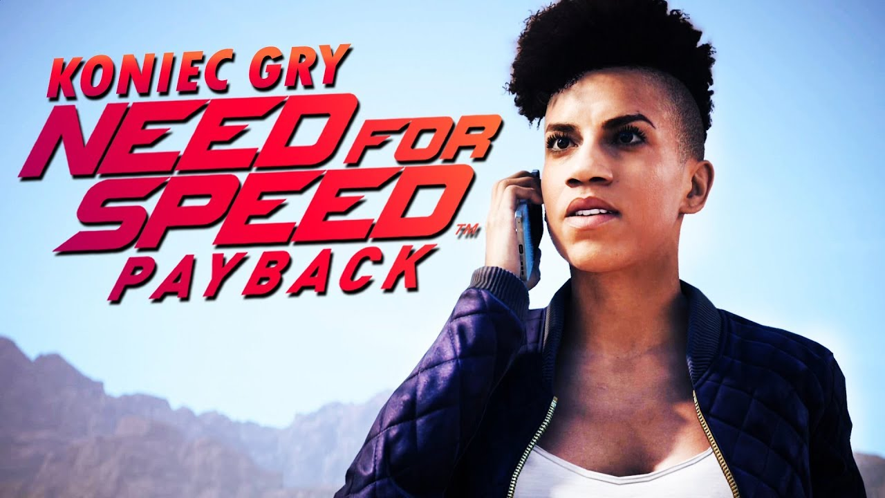 Need for Speed Payback PL (DUBBING) #27 – GONITWA BANITÓW – KONIEC GRY – PC 4K
