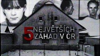 5 NEJVĚTŠÍCH ZÁHAD V ČR | by PTNGMS