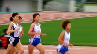 2016 広島県陸上競技選手権大会 女子5000m決勝