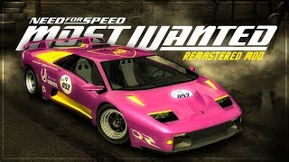NEED FOR SPEED MOST WANTED REMASTERED JUST GETS BETTER!