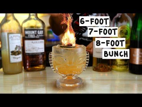 6 Foot 7 Foot 8 Foot Bunch