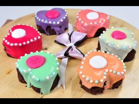 เค้กสีสันแห่งรัก Color of Love Cake (วาเลนไทน์)