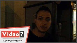 بالفيديو..المواطن سعيد لمحافظ الجيزة :
