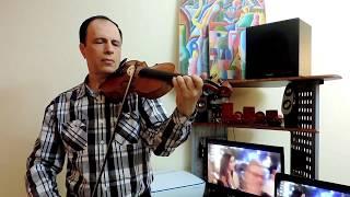 3 Daqat Abu Ft. Yousra Violin Cover By Anwar Hariri