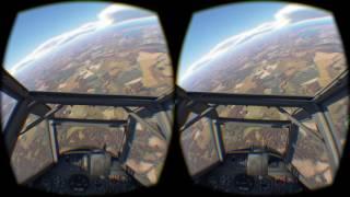 [War Thunder] Oculus Rift Bf 109 K-4 | SBS View