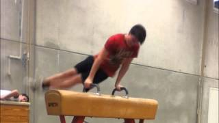 Trampolin, Parkour,Feerunning and Gymnastic 2012