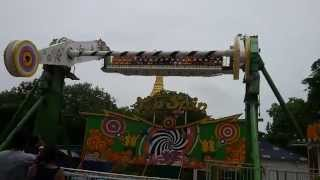Top Spin @ Essel World on 25th June 2015