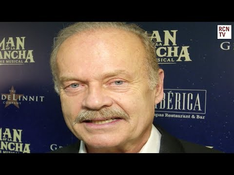 Kelsey Grammer Interview Man of La Mancha & Fraiser Return from YouTube · Duration:  2 minutes 6 seconds