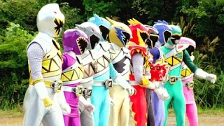 Power Ranger Super Dino Charge   Batalla contra Badussa - Capitulo 18