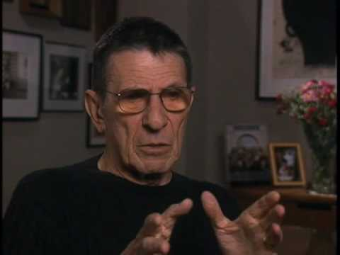 Leonard Nimoy discusses appearing on Dragnet - EMMYTVLEGENDS.ORG
