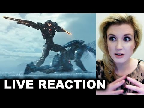 Pacific Rim Uprising Trailer REACTION