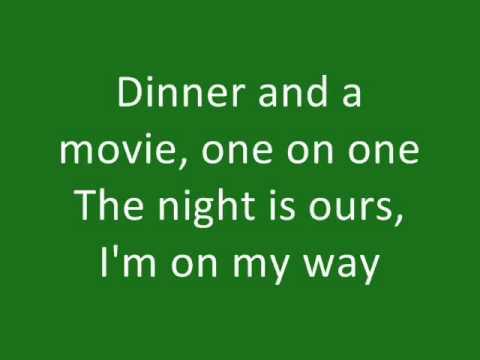 Jonas Brothers  LA Ba Where Dreams Are Made Of with lyrics on screen