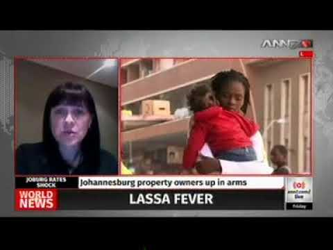 Johannesburg residents up in arms about property evaluations