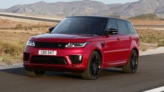 Land Rover Range Rover Sport 2018 Car Review