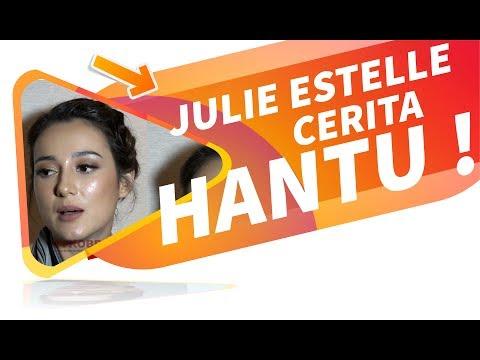 Cerita Hantu Di Film Barunya Julie Estelle