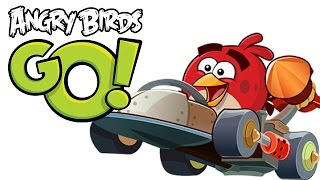 Angry Birds Go [Speedway] - Part 1 iOS Gameplay, Playthrough