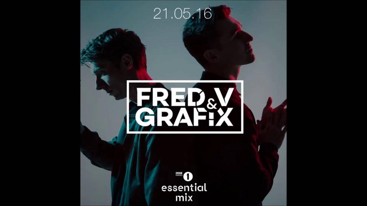 Fred V & Grafix - Essential Mix @ BBC Radio 1 - 21.05.2016 ...