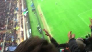 INTER 1-2 Rubentus 30/03/2013  - Juventino pezzo di Merda