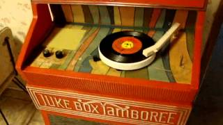 1960s Jukebox Jamboree by Emenee Toys