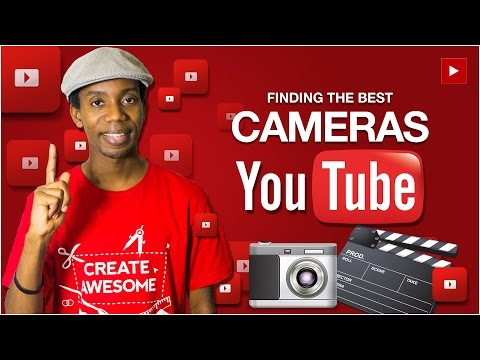 Best Cameras for Making YouTube Videos 2015