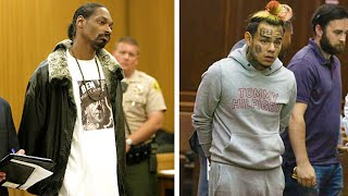 Rappers That Got Caught Snitching (Snoop Dogg, 6IX9INE, Drake)