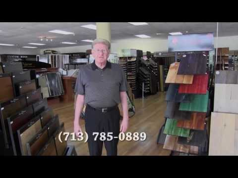 Michael O'Brien with Timberline Flooring Houston Design Center