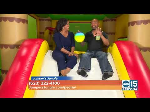 jumper s jungle newest family fun play center is now open in peoria