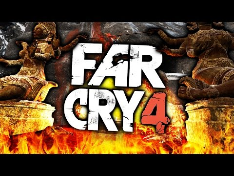 FAR CRY 4 - CUSTOM MAPS: FUNNY MOMENTS | Easy Huntin' (FC4 Gameplay Montage) |