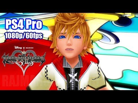 Kingdom Hearts II Final Mix (PS4) - First 60 Minutes Gameplay (ENGLISH) @ 1080p (60ᶠᵖˢ) HD ✔