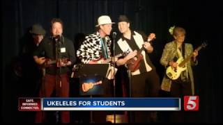 Baixar News Channel 5 Coverage: Ukedelics Performing at Jackson-Hull