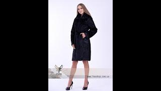 Женская шуба из меха польской нутрии | видеообзор меховой одежды