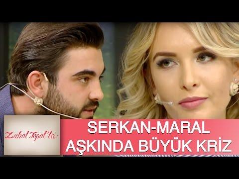 Zuhal Topal'la 85. Bölüm (HD) | Serkan - Maral Aşkı Kuzu Krizini Aşabildi Mi?