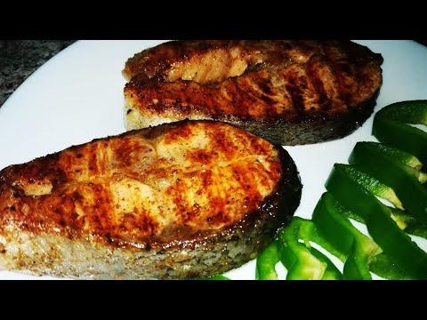 Стейки из Красной Рыбы | Salmon Steaks Recipe
