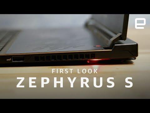 Asus Zephyrus S First Look