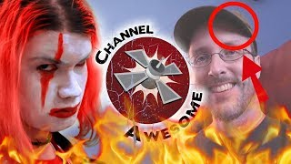 MY EXPERIENCES ON CHANNEL AWESOME