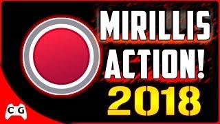 Tutorial Como Configurar o Programa Mirillis Action Corretamente Atualizado (Leia a Descrição)