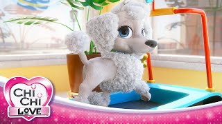 ChiChi LOVE - Ep08 The Gym - Full Episode in English