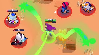 *INSANE* NEW BRAWLER ?! Brawl Stars Funny Moments, Wins & Fails #210
