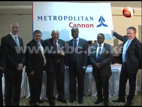 Metropolitan Life merges with Cannon Assurance