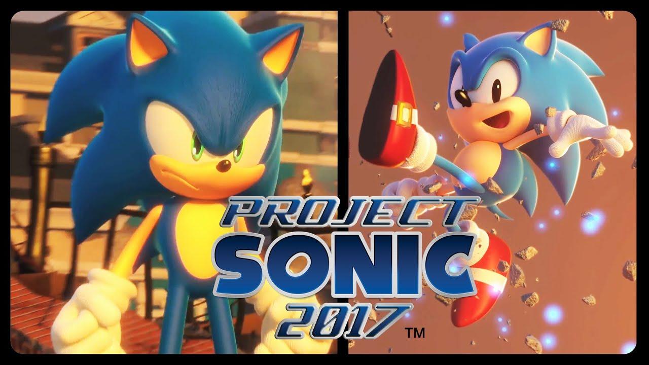 Resultado de imagen para Project Sonic 2017
