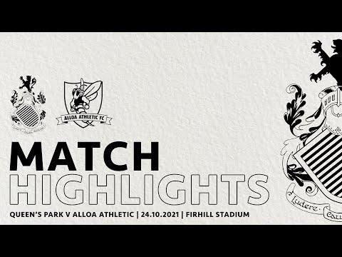 Queens Park Alloa Goals And Highlights