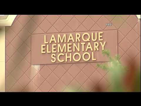 LAMARQUE ELEMENTARY SCHOOL GETS A NEW PRINCIPAL