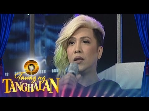 Tawag ng Tanghalan: Vice Ganda used to join beauty pageant