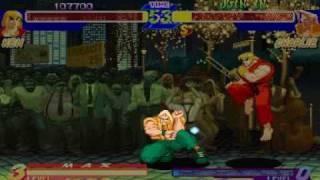 Game Over: Street Fighter Alpha