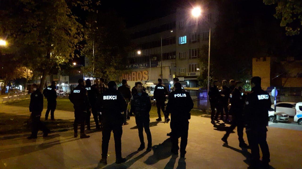 İki grup arasında çıkan kavgada 1 kişi yaralandı