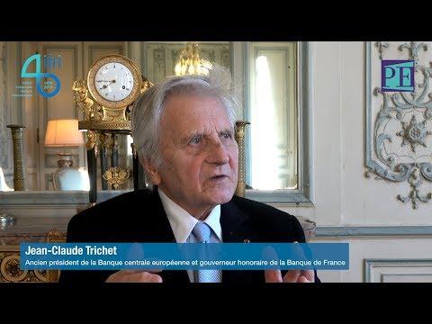 Jean-Claude TRICHET - L'avenir du système monétaire et financier international